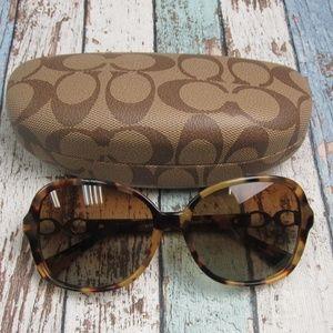 Coach HC8123 Women's Sunglasses/NDG547